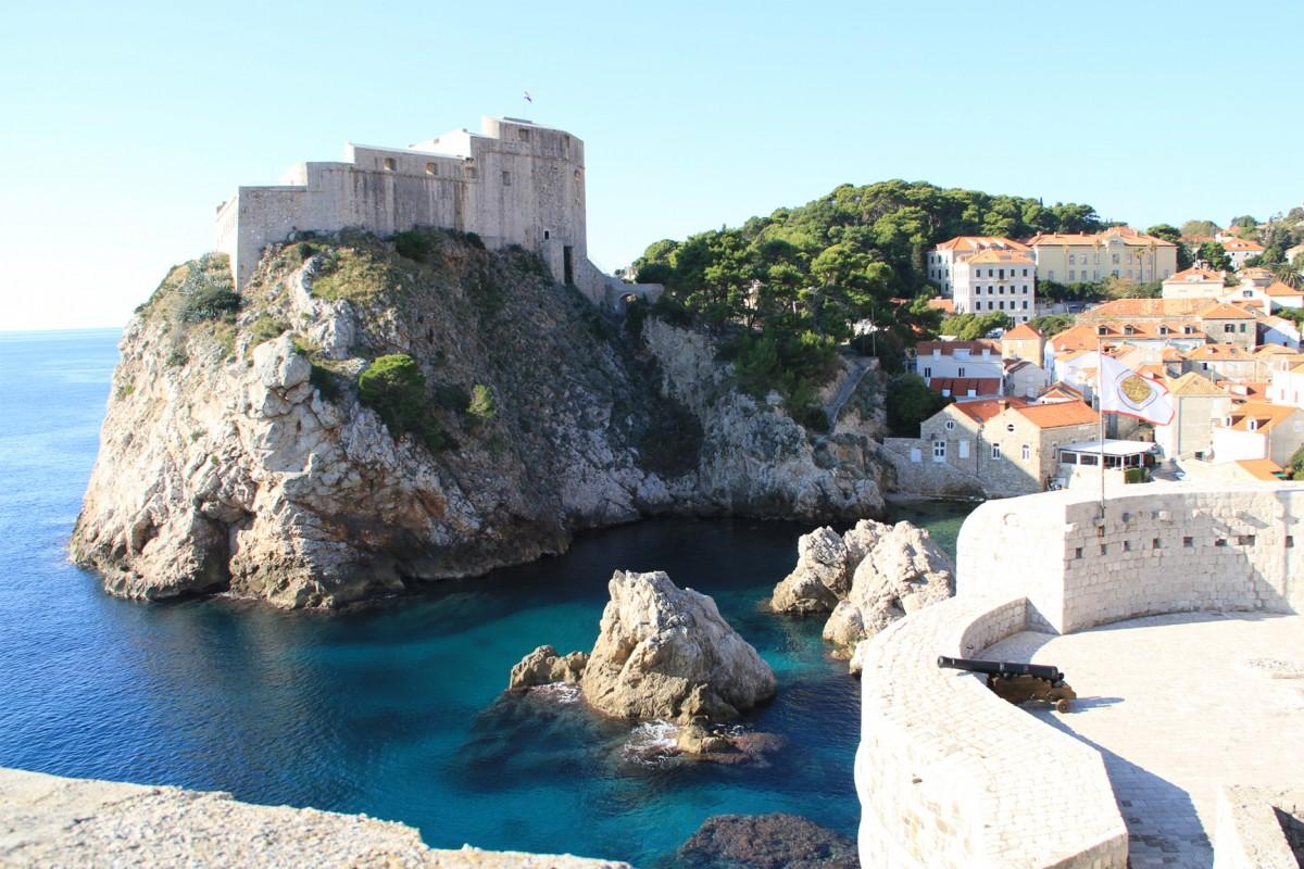 Dubrovnik, Kroatie