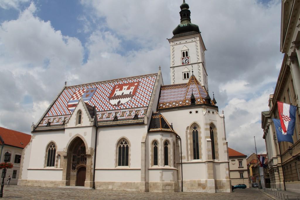 Zagreb, Kroatie