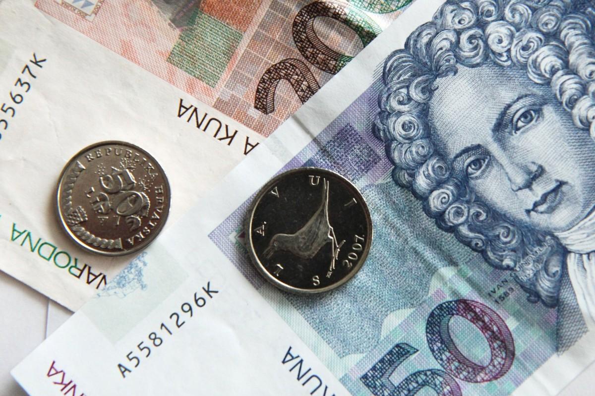Kroatische munteenheid - kuna en lipa