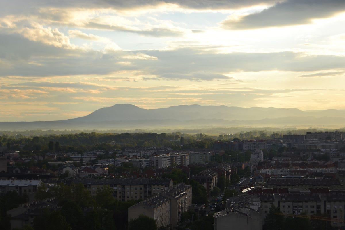 Bergen bij Zagreb Kroatie