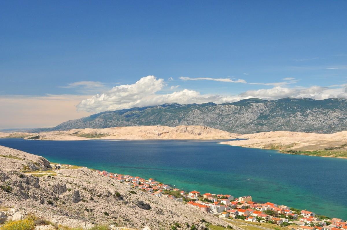 eiland Pag, Kroatie