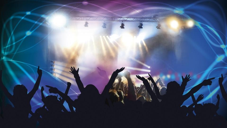 muziek festival