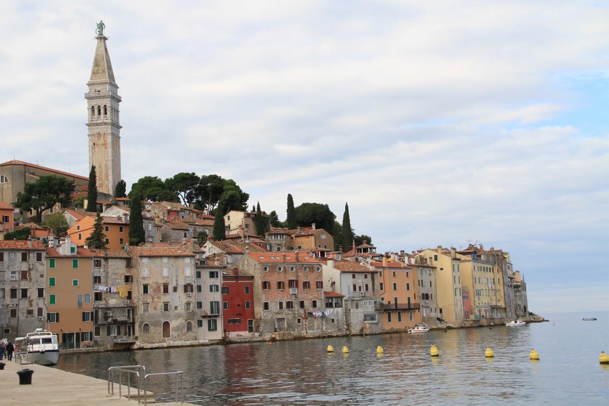 Rovinj, Kroatie