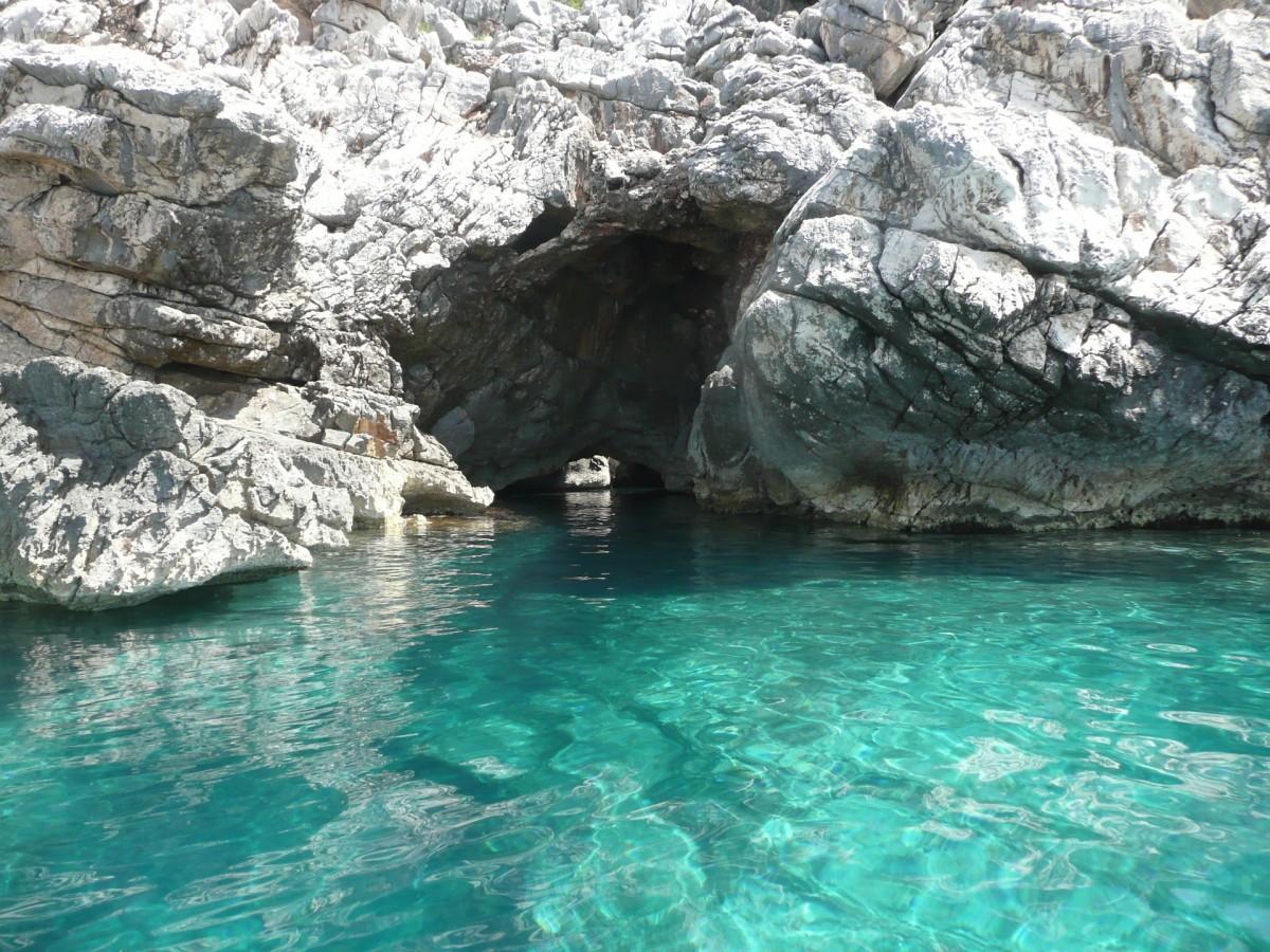 eiland Cres, Kroatie