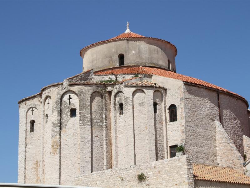 Zadar, Kroatie