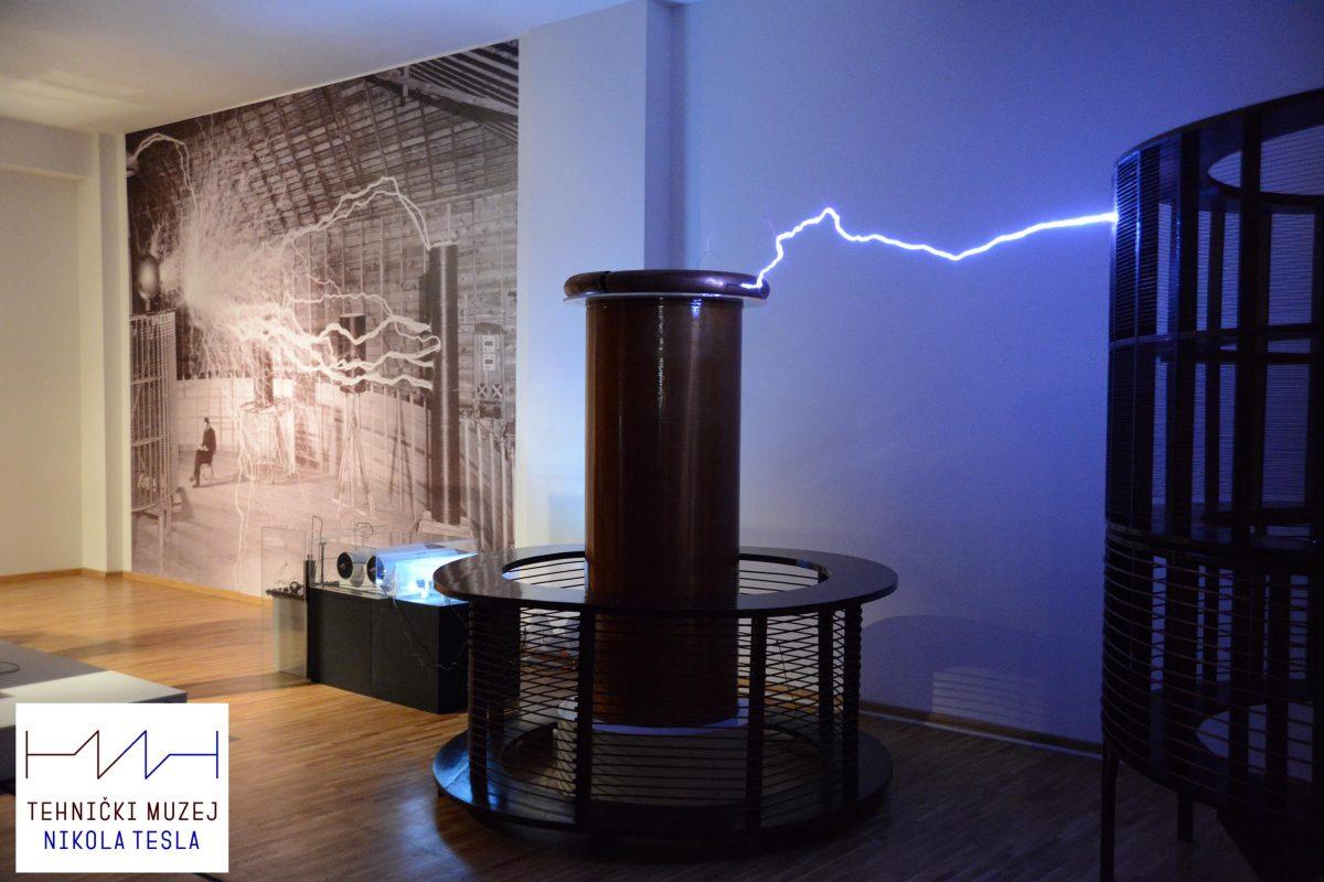 Technical Museum - Laboratorium of . Nikola Tesla