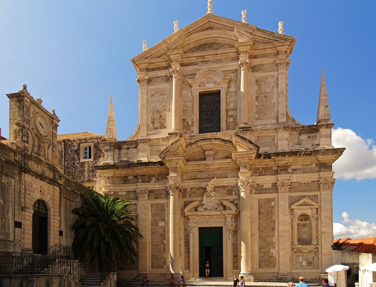 Cathedral Of Dubrovnik Culture Art Croatia4me Jouw
