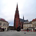 Co-Cathedral of Sts. Peter and Paul in Osijek