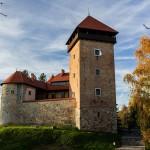 Castle Dubovac in Karlovac