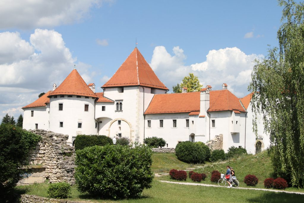 Castle of Varazdin