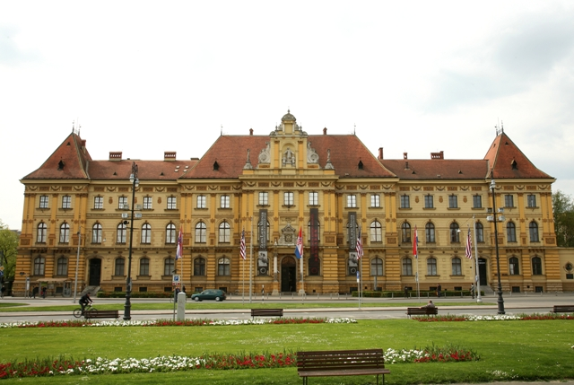 Museum for Art and Craft in Zagreb