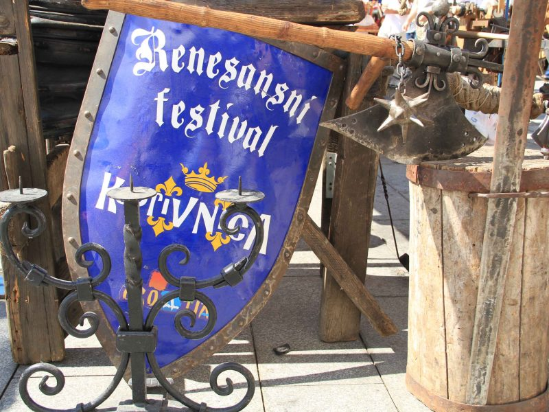Renesansni Festival Koprivnica, Croatia