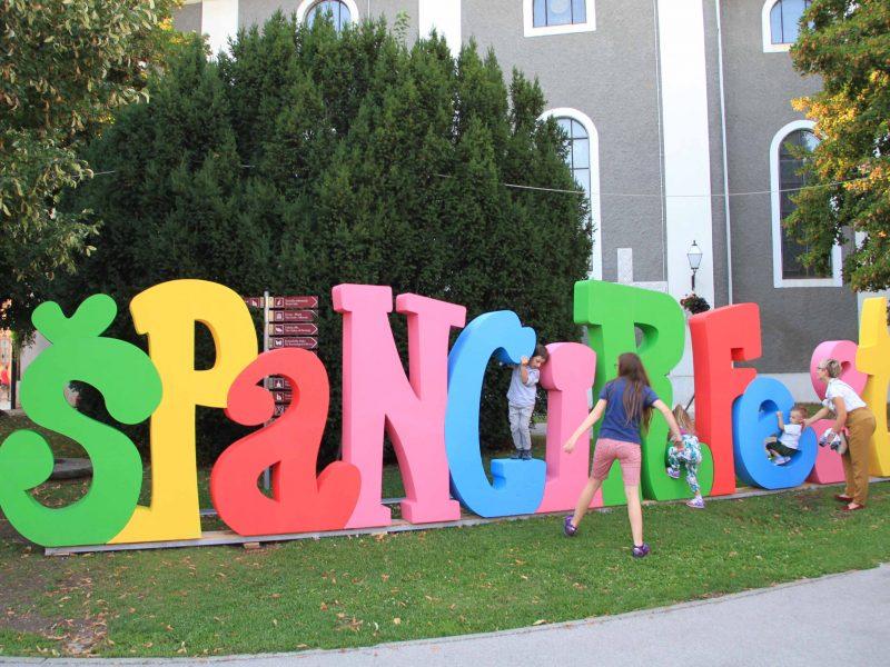 Spancirfest 2016, Varazdin in Croatia