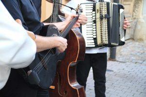 Music - Spancirfest 2016, Varazdin in Croatia