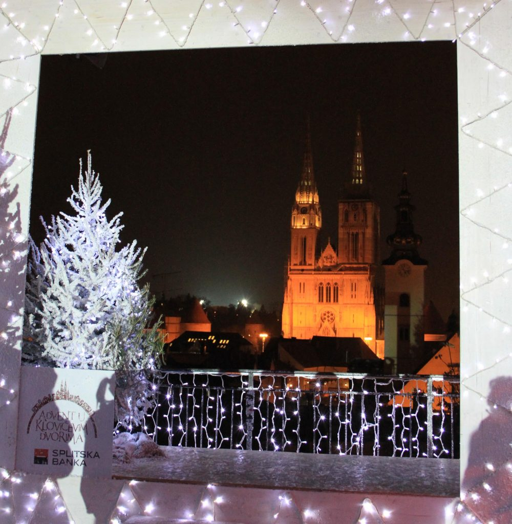 Advent in Zagreb - Upper town