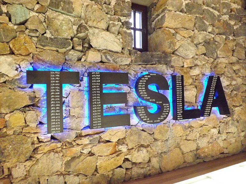 Exhibition in Nikola Tesla's Memorial centre