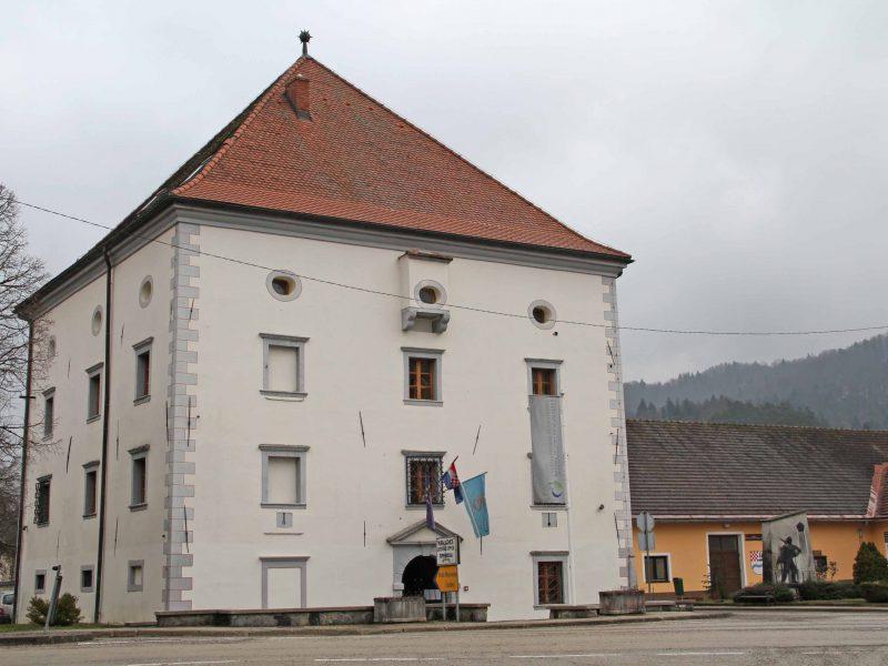 Zrinski Castle - Brod na Kupi