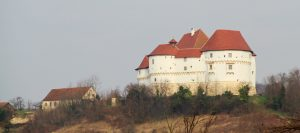 Kasteel Veliki Tabor, Desinec, Kroatie