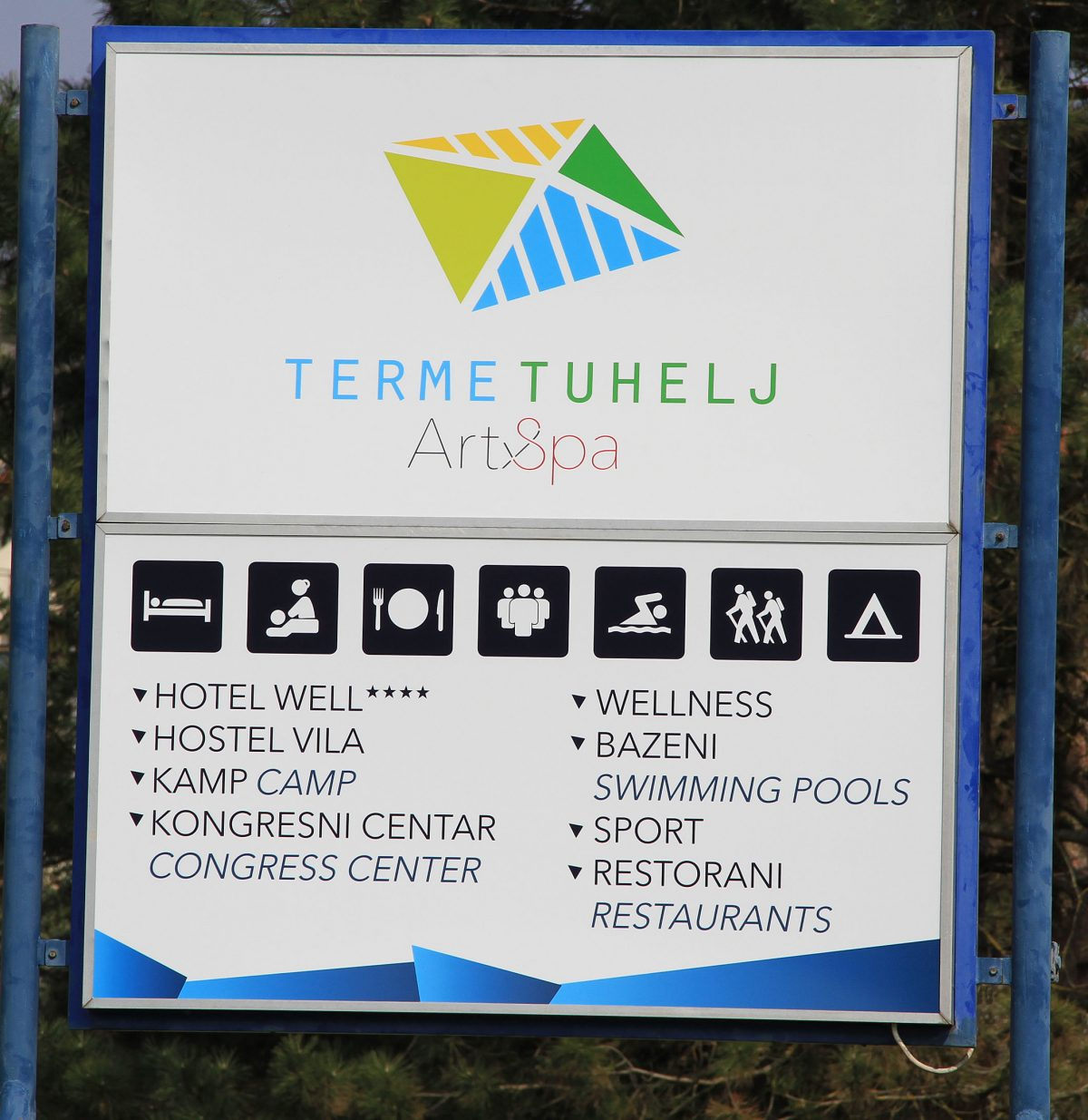 Terme Tuhelj - Spa swimming pools