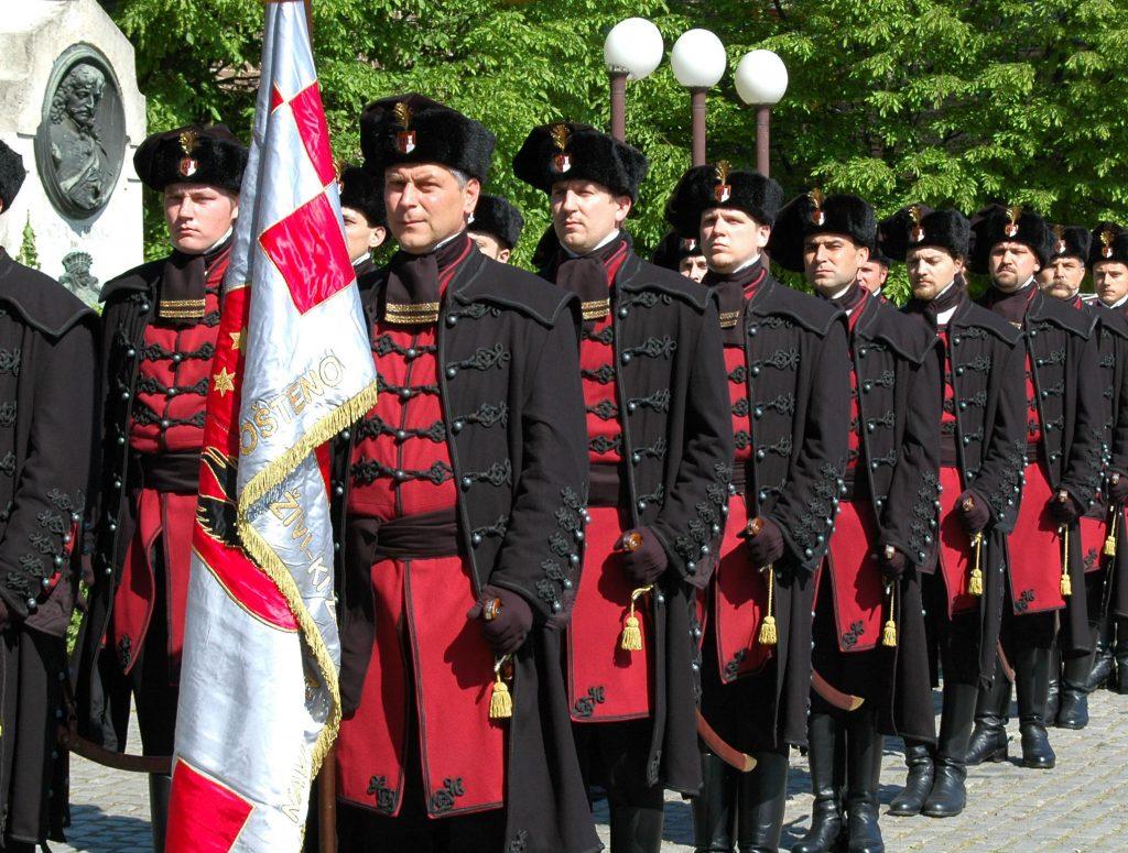 Zrinska Garda in Cakovec, Medjimurje