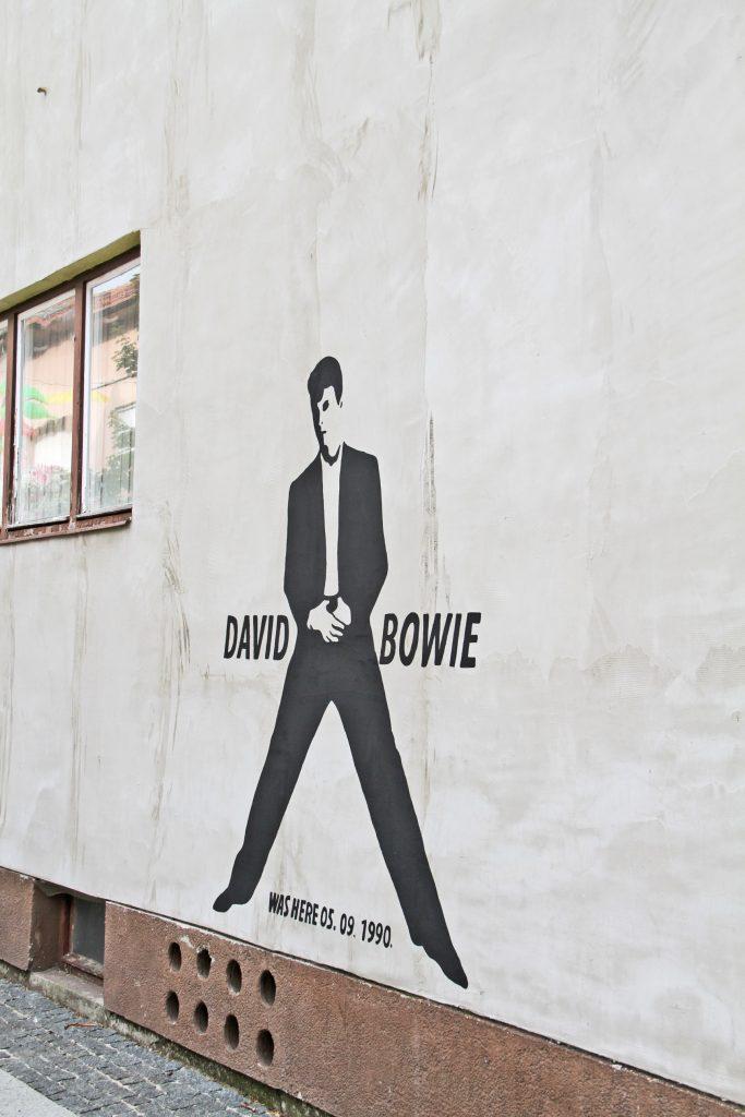 David Bowie in Cakovec, Croatia