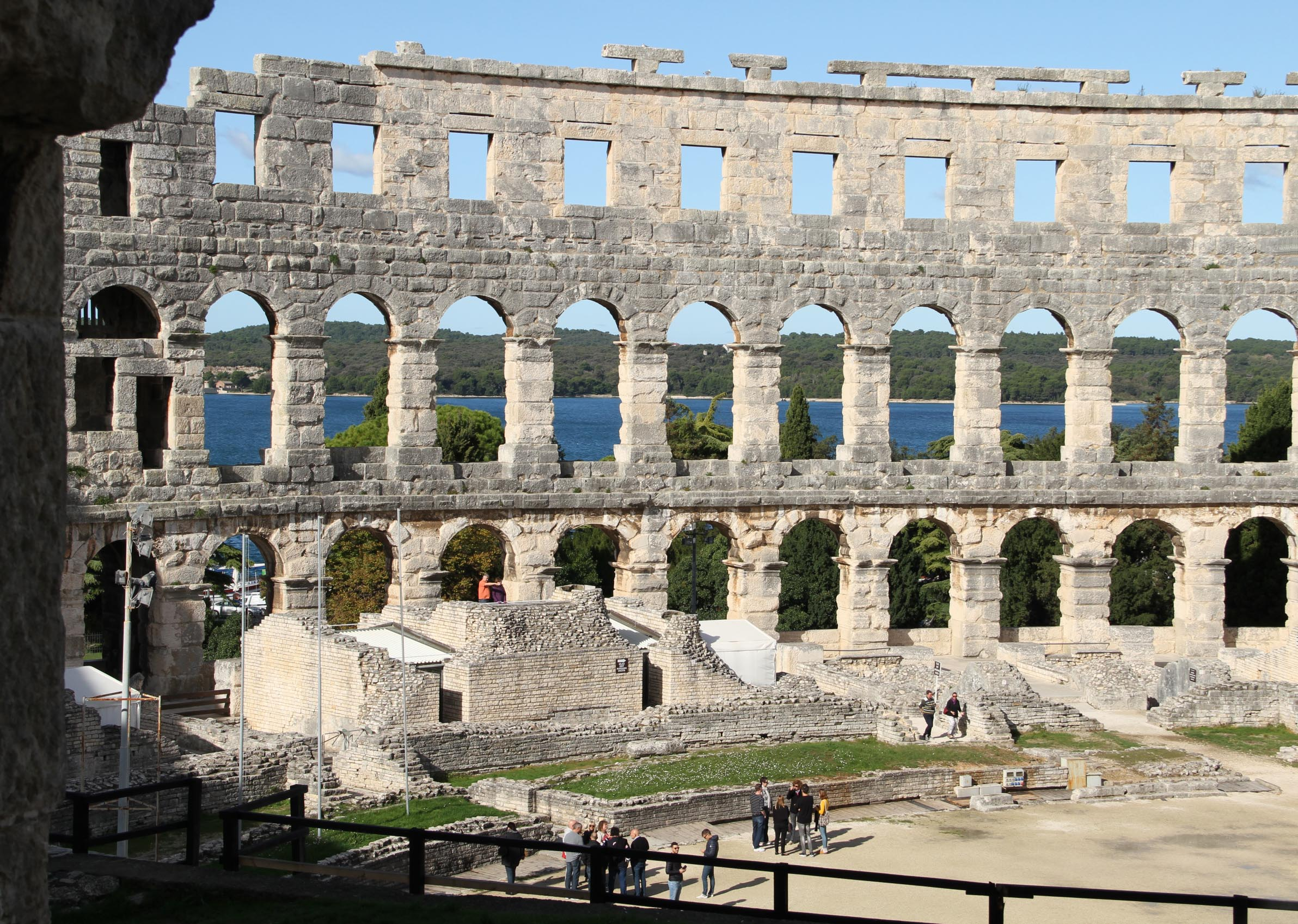 Roman Amphitheater of Pula