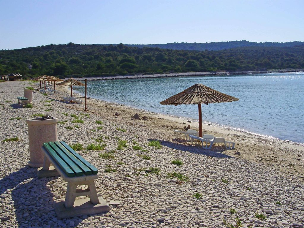 Dugi Otok - Sakarun Beach