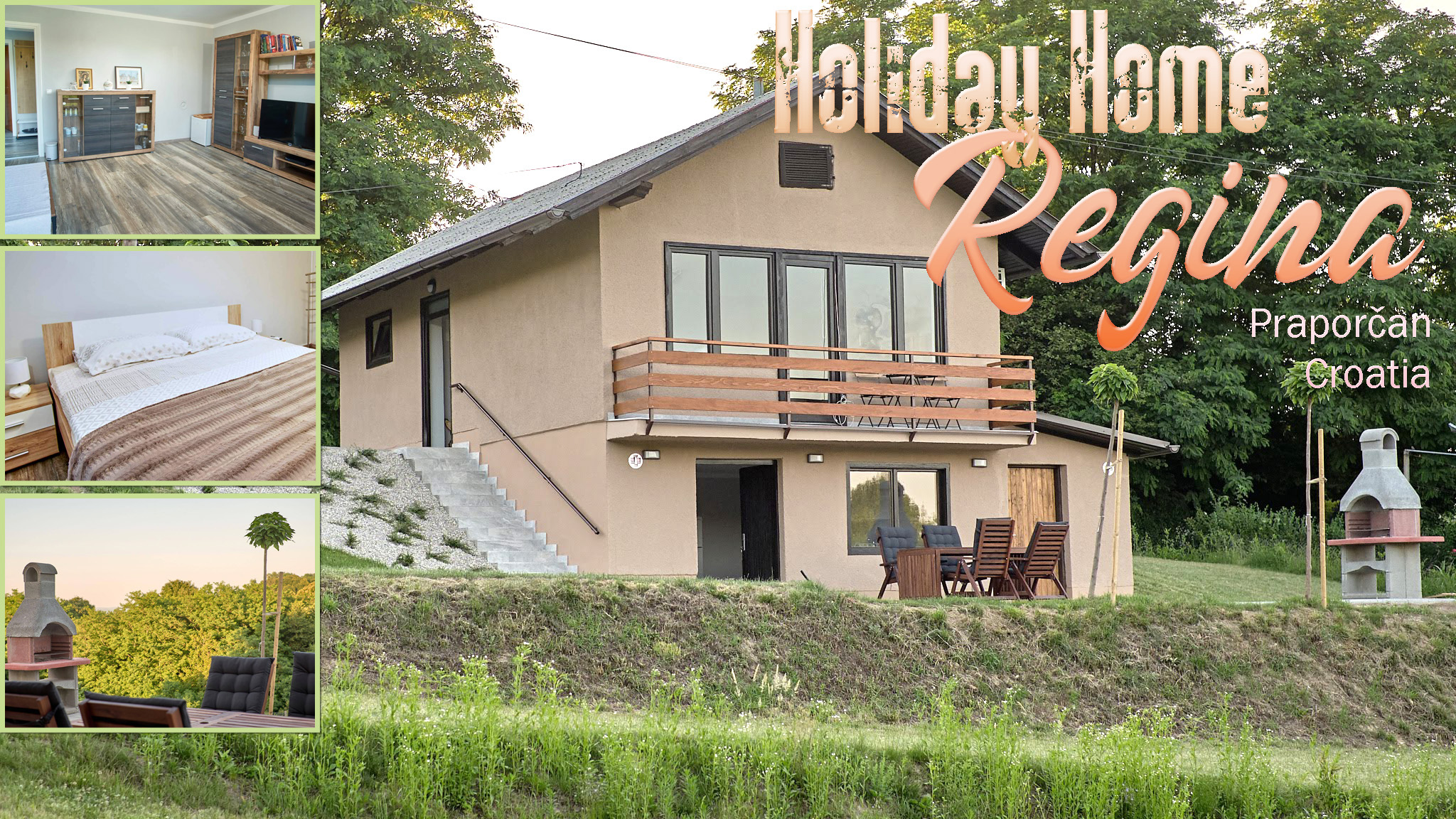 Holiday Home Regina